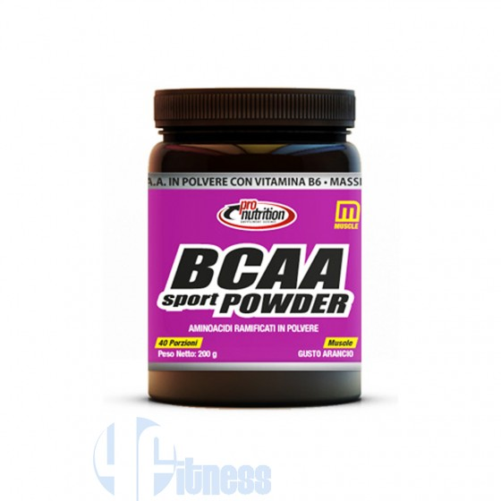 PRO NUTRITION BCAA SPORT POWDER 200 GR