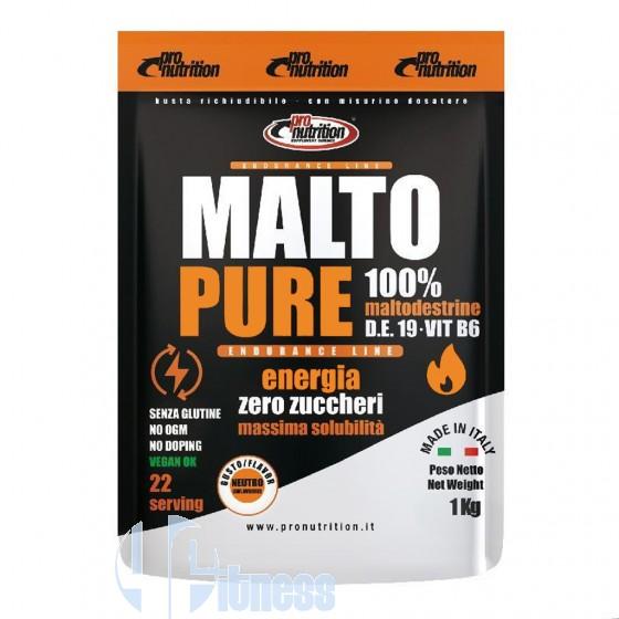 Pro Nutrition Malto Pure Carboidrati e Maltodestrine