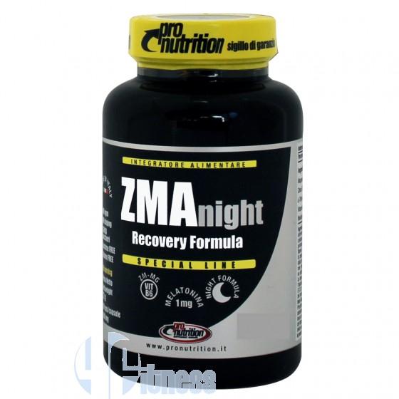 Pro Nutrition Zma Night Stimolanti e Benessere