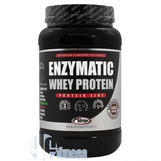Pro Nutrition Enzymatic Whey Protein Proteine del Siero di Latte