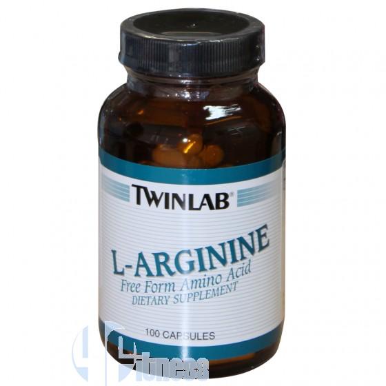 Twinlab L-Arginine Aminoacidi