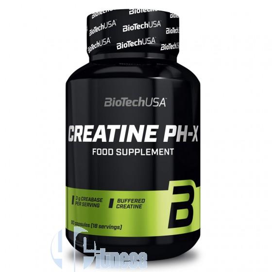 Biotech Usa Creatine Ph-X Creatina Tamponata