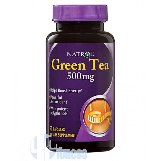 GREEN TEA 60 CPS
