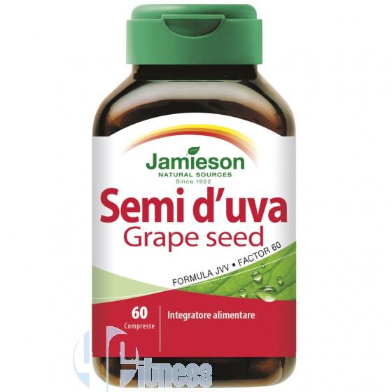 Jamieson Semi d'Uva Prodotti Erboristici