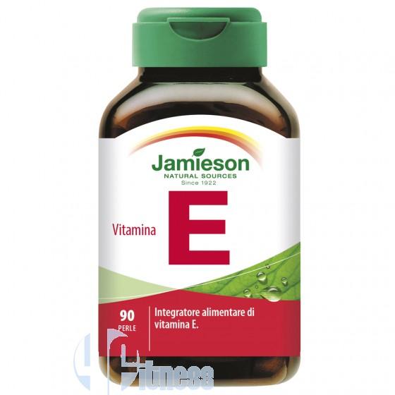 Jamieson Vitamina E Vitamine Minerali Antiossidanti