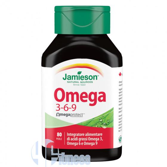 Jamieson Omega 3-6-9 Acidi Grassi Omega-3