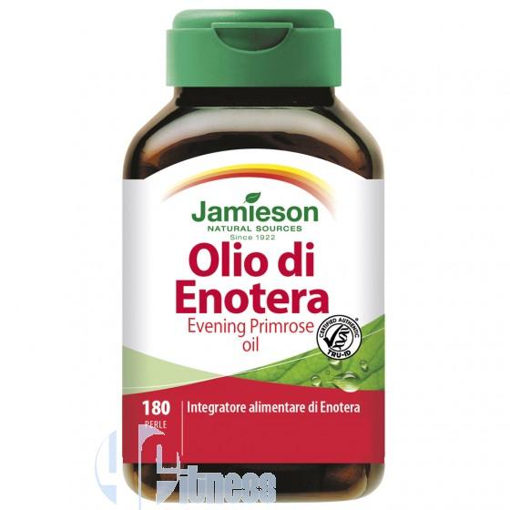 Jamieson Olio di Enotera Acidi Grassi Essenziali