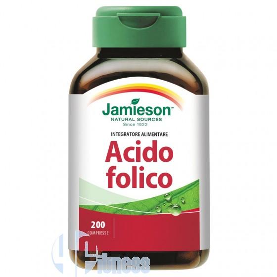 Jamieson Acido Folico Vitamine Minerali Antiossidanti