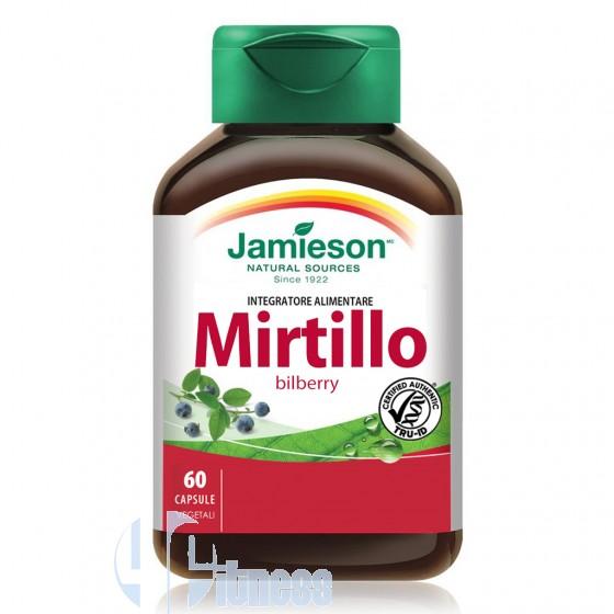 Jamieson Mirtillo Bilberry Prodotti Erborisitici