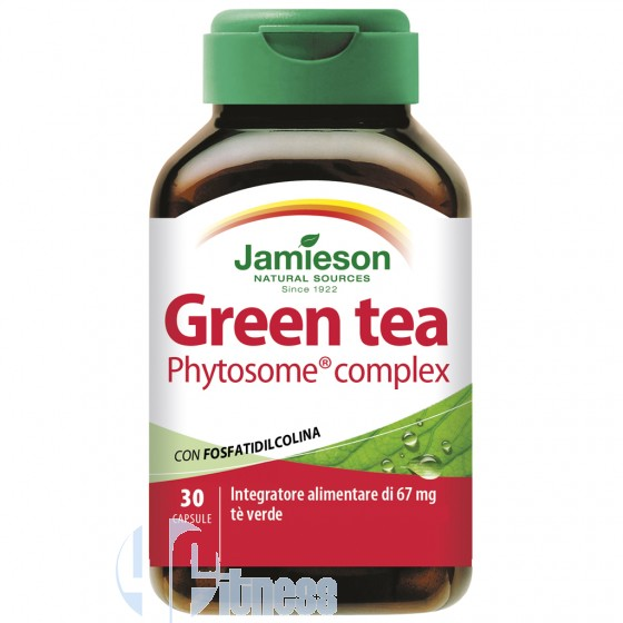 JAMIESON GREEN TEA PHYTOSOME COMPLEX 30 CPS