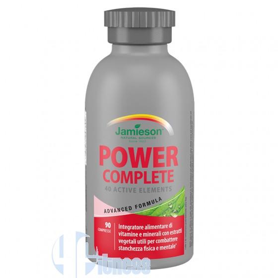Jamieson Power Complete Stimolanti per l'Uomo