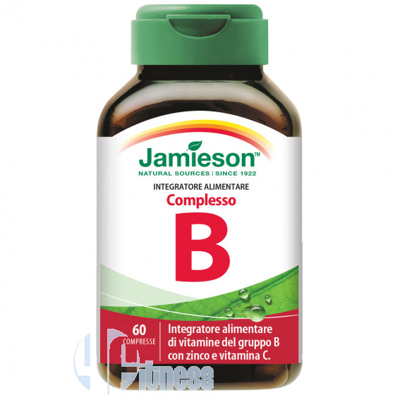 Jamieson Complesso B Vitamine Minerali Antiossidanti