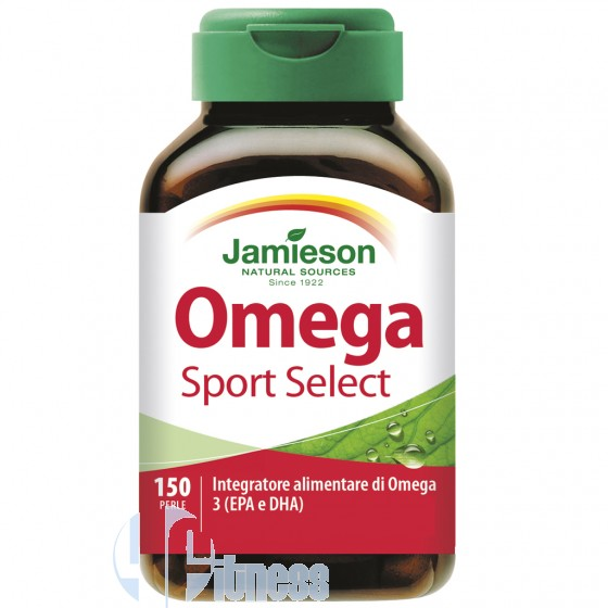 Jamieson Omega 3 Sport Select Acidi Grassi Omega-3