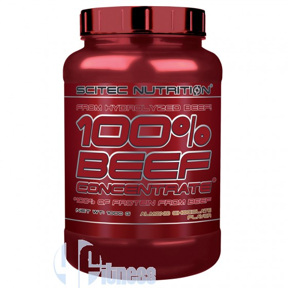 SCITEC 100% BEEF CONCENTRATE 1 KG