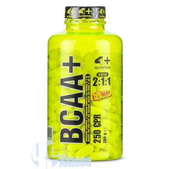 4 Plus Nutrition Bcaa+ Aminoacidi Ramificati
