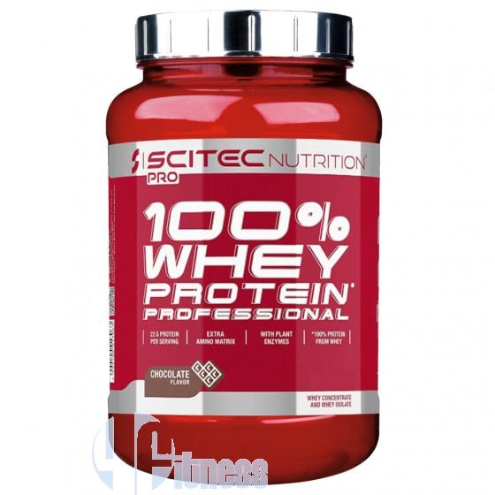 Scitec Nutrition 100% Whey Professional Proteine del Siero di Latte