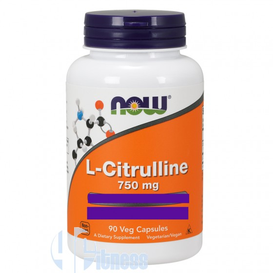 Now Foods L-Citrulline Stimolanti ed Ergogenici