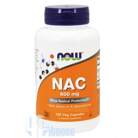 Now Foods NAC Vitamine Minerali e Antiossidanti