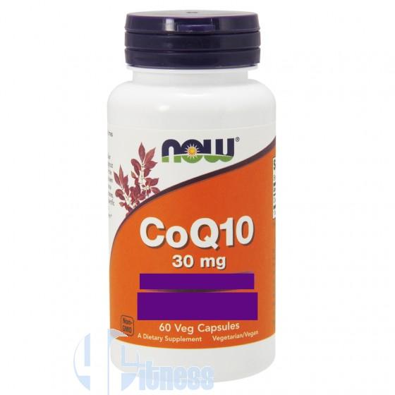 Now Foods CoQ10 Vitamine Minerali Antiossidanti