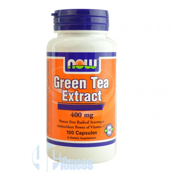 GREEN TEA EXTRACT 100 CPS