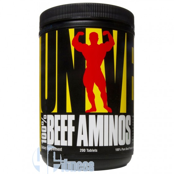 Universal 100% Beef Aminos Proteine del Manzo