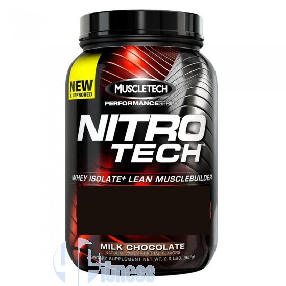 Muscletech Nitrotech Performance Series Proteine Isolate