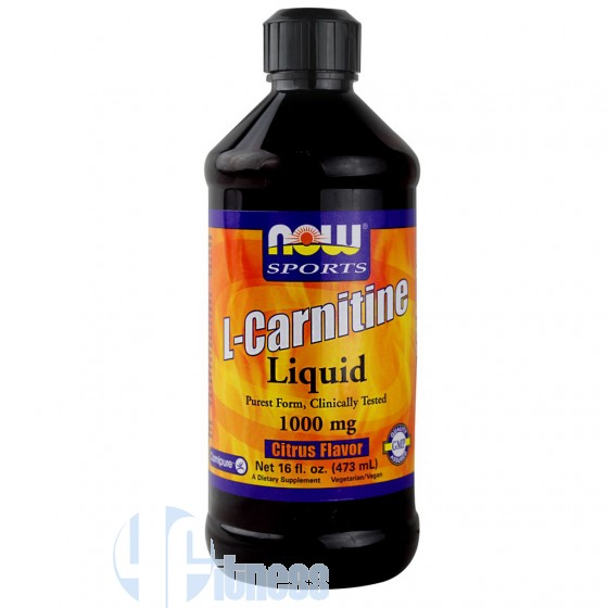 NOW FOODS L-CARNITINE LIQUID 473 ML