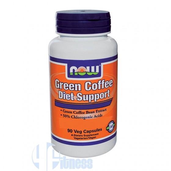 NOW FOODS GREEN COFFEE DIET SUPPORT 90 CPS