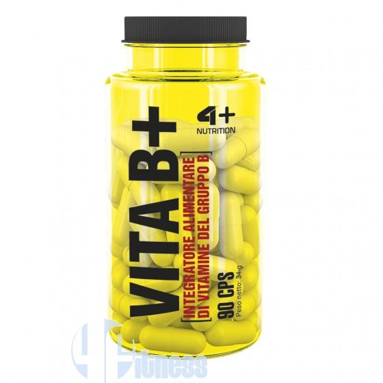 4 Plus Nutrition Vita B+ Vitamine Minerali Antiossidanti