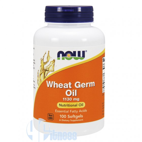Now Foods Wheat Germ Oil Acidi Grassi Omega-3 e Benessere