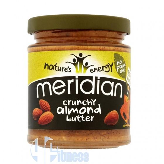 Meridian Crunchy Almond Butter Crema Spalmabile di Mandorle