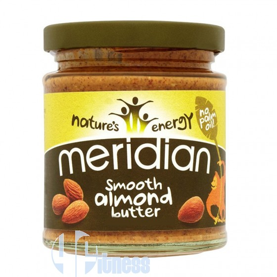 Meridian Smooth Almond Butter Crema Spalmabile di Mandorle