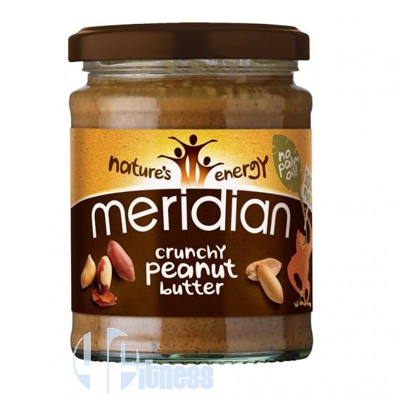 Meridian Crunchy Peanut Butter Crema Spalmabile di Arachidi