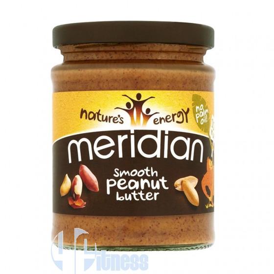 Meridian Smooth Peanut Butter Burro di Arachidi Spalmabile