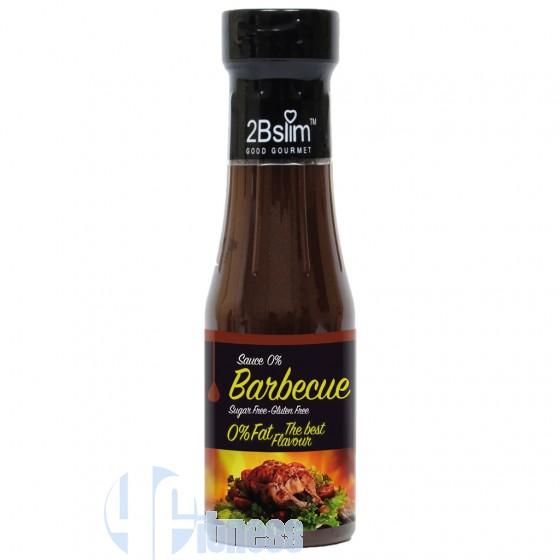 2BSlim Sauce 0% Barbecue Alimentazione Ipocalorica
