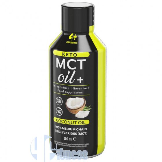 4+ Nutrition Ket Mct Oil+