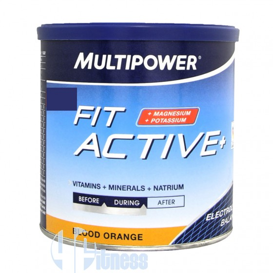 Multipower Fit Active Drink Sali Minerali