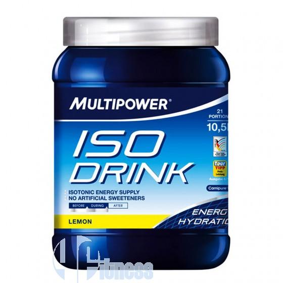 Multipower Iso Drink Carboidrati e Maltodestrine