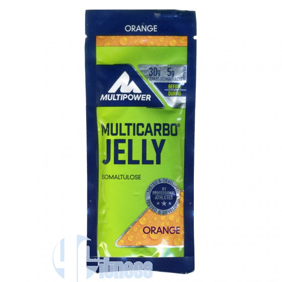 Multipower Multicarbo Jelly Energetico