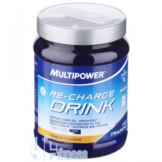 Multipower Re-Charge Drink Post-Workout