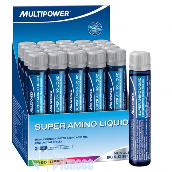 SUPER AMINO LIQUID 25 ML
