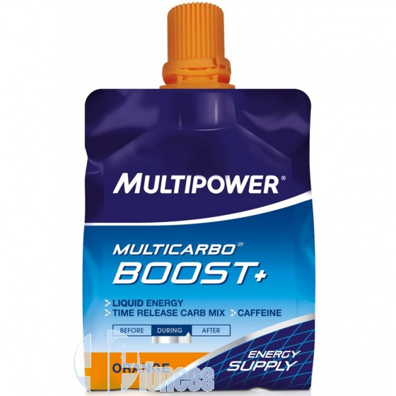 Multipower Multicarbo Boost+ Carboidrati in Gel