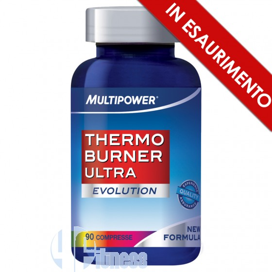 Multipower Thermo Burner Ultra Termogenico con Caffeina
