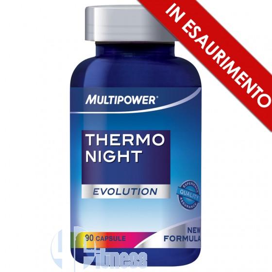 Multipower Thermo Night Termogenico Senza Caffeina
