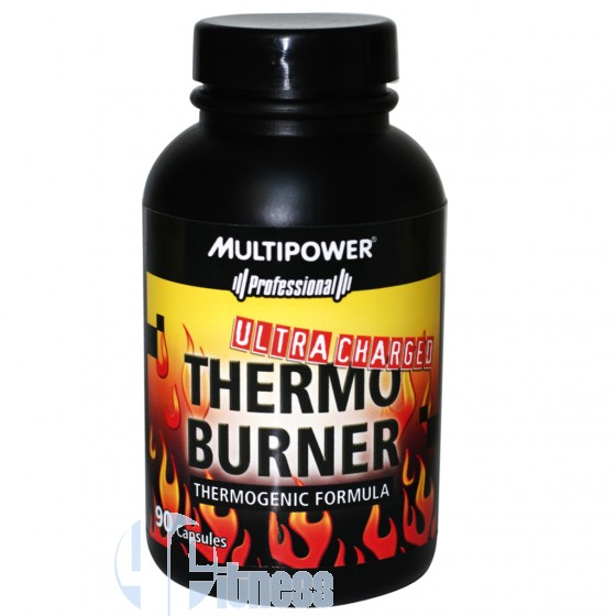 THERMO BURNER ULTRA CHARGED 90 CPS