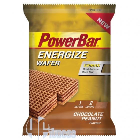 POWER BAR ENERGIZE WAFER 40 GR