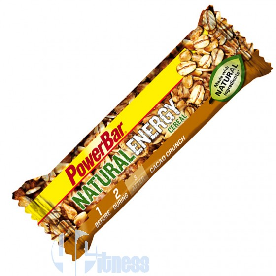 NATURAL ENERGY BAR 40 GR
