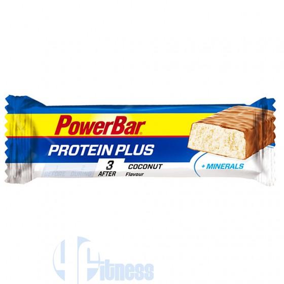 Power Bar Protein Plus Bar Barretta Proteica