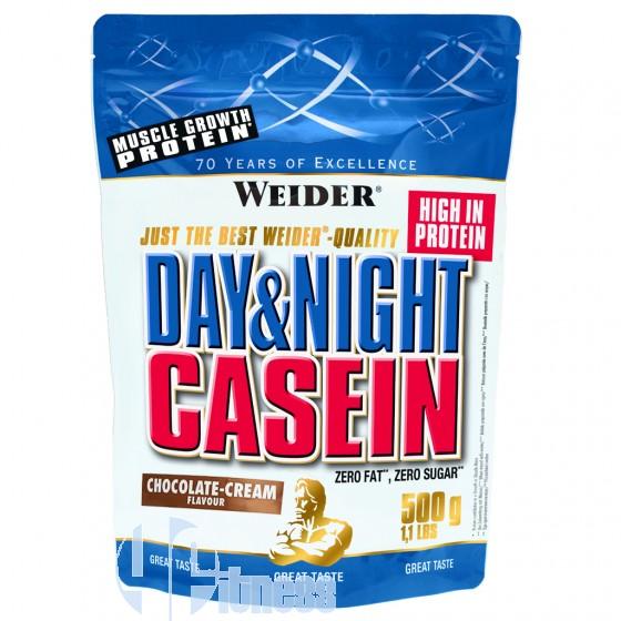 Weider Integratori Day&Night Casein Proteine a Lento Rilascio