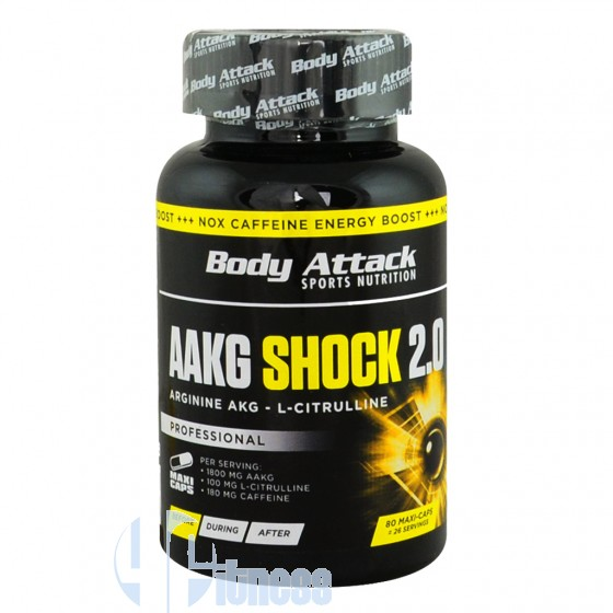 BODY ATTACK AAKG SHOCK 80 CPS